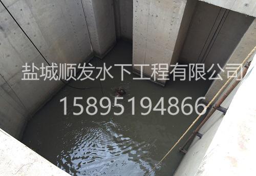 2015年温州电厂清淤工程
