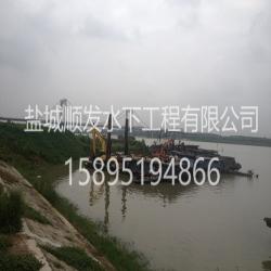 2013年芜湖码头疏浚工程