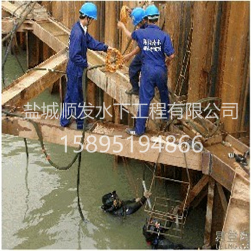 水下堵漏施工队