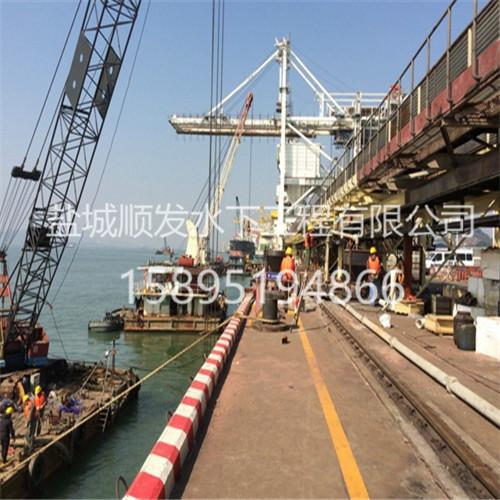 码头加固施工